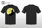 T-shirt: Moon music by starryeyed-nz