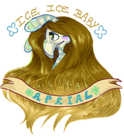 Aprial - Neopets request by astro-cosmos