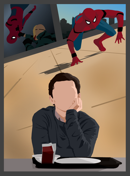 Spider-Man Homecoming (CLEAN) by LTRees