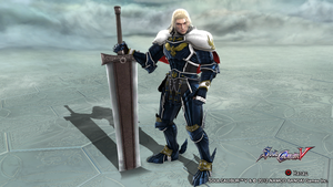 Siegfried - Soul Calibur 5 - 1 by SOLDIER-Cloud-Strife