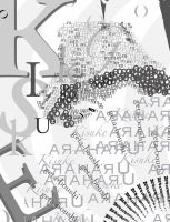 Urahara Kisuke - Typography by forty-two-point-five