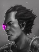 vegeta by chase-chase