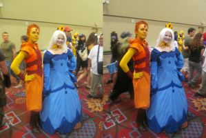 A-Kon '13 - Adventure Time 1-2 by TexConChaser