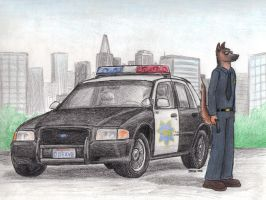 To Serve and to Protect by wannabemustangjockey
