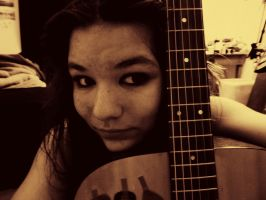 I Love My Guitar by RainbowGuitars