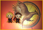Chibi-Charms: The Hunger Games by MandyPandaa