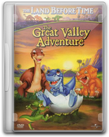 The Land Before Time: The Great Valley Adventure by Movie-Folder-Maker