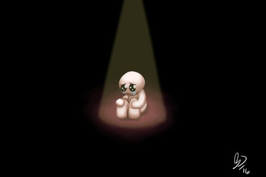 The Binding of Issac by JDaggs92