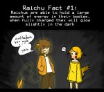 PKMN - RANDOM FACTS YOU DON'T CARE ABOUT by LittleFrost