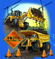 UNDER CONSTRUCTION by BROWN73
