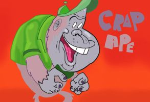 Crap Ape by Makinita