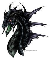Black Dragon by Jadenyte