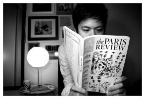 The Paris Review by doppelger