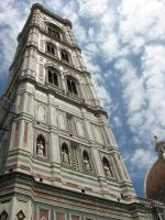 Florence Church Tower by PomegranatesOfBlue