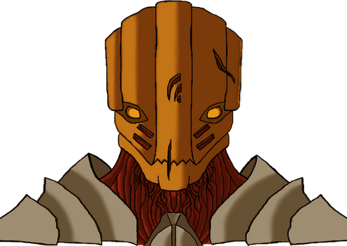 Atlas, WARFORGED Character by Diversant60