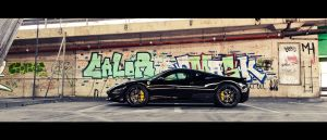 Black and Yellow by Lambo8