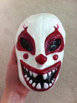 Sophie Kane (Sweet Tooth) Mask by AllyCatastrophe