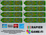 Game-Fi Motherboard design by LevelInfinitum