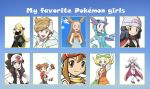 Favorite Pokemon Girl's Meme by AlexFuji18