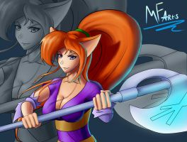 Mevis Fushigi Finish Art v.2 by MevisFushigiARTS