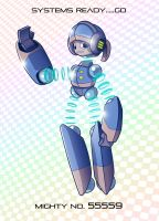 Mighty No. 55559.  Systems Ready.....GO! by Rootay