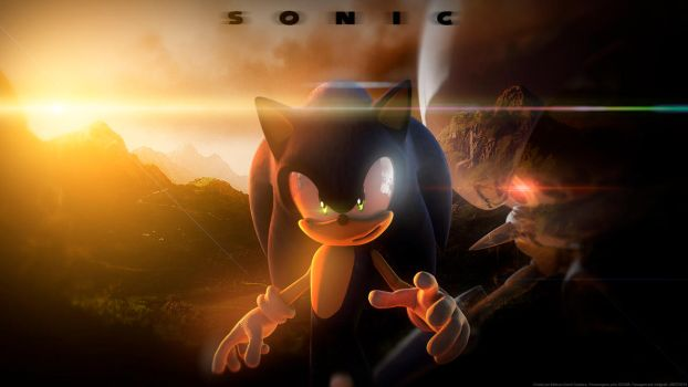 Epic Sonic Wallpaper 2 by mateus2014