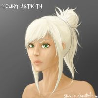 Young Astrith by Skadi-r