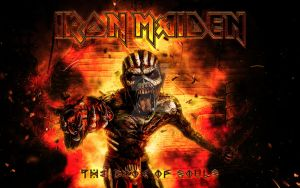Iron Maiden - The Book of Souls XXIV by croatian-crusader