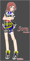 Sora Female Version by CuteMime