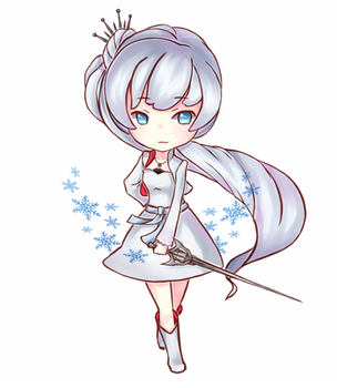 Tiny Weiss by LynChihara