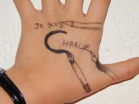 I am Charlie by OneAngele
