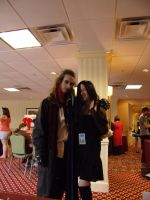 GraveRobber and Shiloh by CynicalSniper