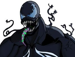 Venom Color by trigun-knives009