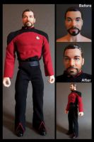 "riker 12"" by nightwing1975"
