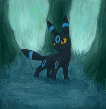 Umbreon by kei05