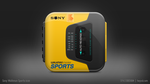 Sony Walkman Sports icon by hehedavid