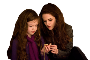 Png Bella y Renesmee Breaking Dawn by DianaRainbowUnicorn