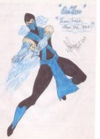 Sub-Zero:when youre frozen... by divadonna224
