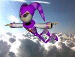 NiGHTS takes flight by Sonic840