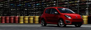 Twingo RS by Estranged89