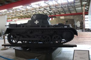 Panzer I by Liam2010