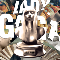 Lady Gaga - ARTPOP by FlamboyantDesigns