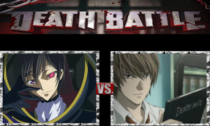 Lelouch 'Zero' Lamperouge vs. Light 'Kira' Yagami by ScarecrowsMainFan