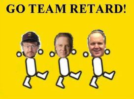 Go Team Retard by pharmmajor