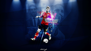 SERGIO RAMOS 'HAWK' by HT4GFX