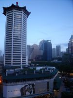 Marriott Hotel Ft. Orchard Road by ElevationLowJJ