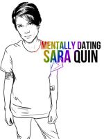 mentally dating sara quin by dodo-totallypap