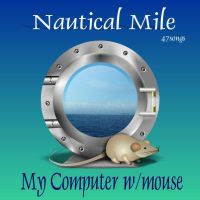 Nautical My Computer w mouse by 47songs