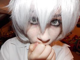 Nate River-Near-Death Note-Cosplay by JubsJeevasX