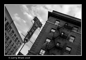 The Otis Hotel by inessentialstuff